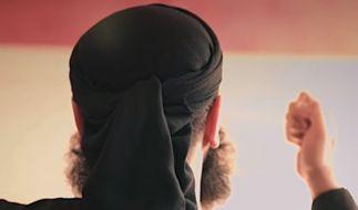 Ein Screenshot von Al Manhaj Media zeigt Ahmed Abdelasis A. (32), alias Abu Walaa, seit einigen Jahren einer der einflussreichsten Prediger der radikalen deutschen Salafisten-Szene. (Foto)