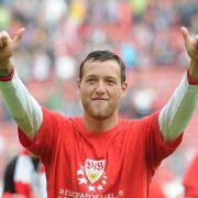 Ein Stuttgarter in Dortmund: Julian Schieber stürmt künftig für den BVB.