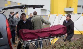 Ein unbekannter Täter hatte eine Frau in Offenbach am Morgen erschossen. (Foto)