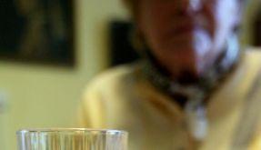 Ein Tag grauer als der andere:Depressionen im Alter (Foto)