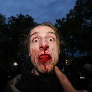 Gewalt in Berlin und Hamburg zum 1. Mai (Foto)