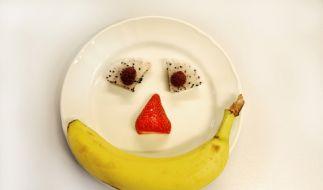 Ein Teller Glück: Bestimmte Lebensmittel beeinflussen unsere Stimmung und lösen Glücksgefühle aus. (Foto)