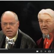 Ein tolles Trio: Steinbrück, Gabriel und Steinmeier.