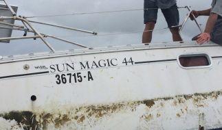 Ein toter Deutscher trieb auf seiner Jacht im Pazifik. (Foto)