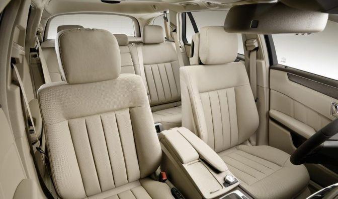 Ein typischer Mercedes (Foto)