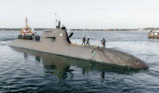 100 Jahre altes U-Boot vor Schweden