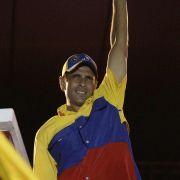 Ein neuer Weg für Venezuela? Henrique Capriles verspricht ihn.