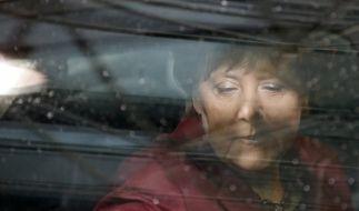 """Eine gemeinsame Flüchtlingspolitik in Europa? Die norwegische konservative Tageszeitung """"Aftenposten"""" fordert genau diesen Kurs und stellt Angela Merkel ins Zentrum für die Lösung der Flüchtlingskrise. (Foto)"""