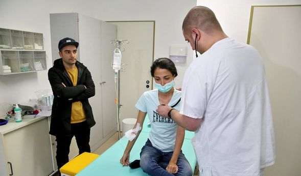 """""""Vergessene"""" Krankheiten durch Flüchtlinge eingeschleppt? (Foto)"""