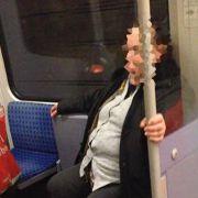 Kind in S-Bahn misshandelt - Tatverdächtige stellt sich (Foto)