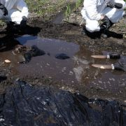 Eine junge Frau wird tot im Wasserloch aufgefunden, wurde sie ermordet? (Foto)