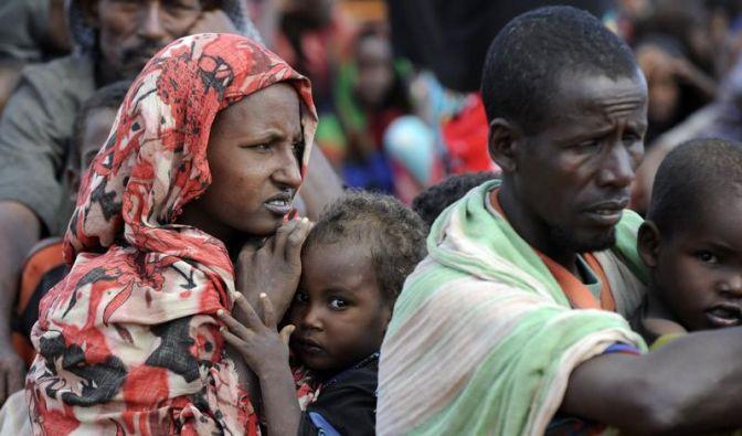Eine Milliarde Menschen hungert (Foto)