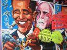 Eine neue Obama-Biografie enthüllt eine weitere Facette des Präsidenten. (Foto)