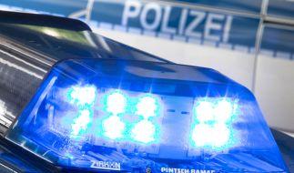 Eine Polizeistreife bemerkte den brutalen Übergriff auf die Transsexuellen und eilte zur Hilfe. (Foto)