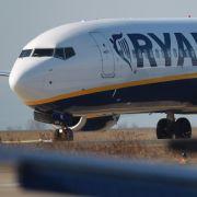 Eine Ryanair-Maschine musste in Spanien notlanden. Es war nicht der erste Zwischenfall.