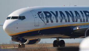 Eine Ryanair-Maschine musste in Spanien notlanden. Es war nicht der erste Zwischenfall. (Foto)