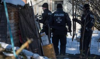 Eine Studentin in München soll ihren Freund mit einer Kettensäge ermordet haben. Nun wurde die Leiche des Mannes entdeckt. (Foto)