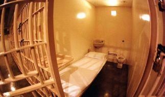 Eine Todeszelle im US-Bundesstaat Texas, wo im US-Vergleich mit Abstand am häufigsten Todesstrafen vollzogen werden. (Foto)