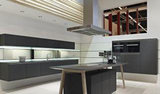 Eine klare Trennung zwischen Wohnbereich und Küche verschwindet zunehmend. (Foto)