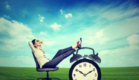 Eine US-Studie belegt: sieben Minuten Pause fördern die Konzentration und steigern die Arbeitsleistung. (Foto)