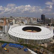 Einen Großteil der Milliardenkosten für die Fußball-EM 2012 haben Stadionbau und -moderinisierung verschlungen.