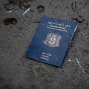 IS-Terroristen klauen mehr als 11.000 Pässe (Foto)