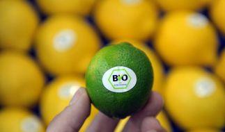 Einer neuen US-Studie zufolge ist Bio-Ware kaum gesünder als konventionelles Essen. (Foto)