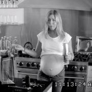 Einfach mal schwanger sein: Jennifer Aniston.