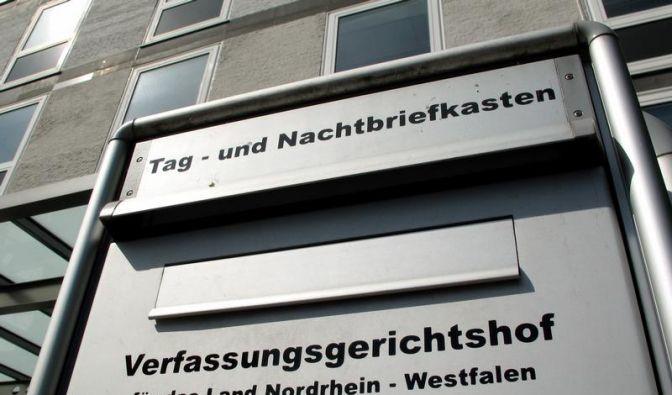 Einheitskosten: Gute Chancen für Klage von NRW-Kommunen (Foto)