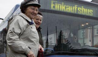 Einkaufsbus (Foto)