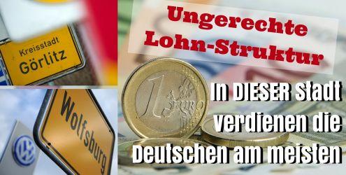 Einkommen in Deutschland