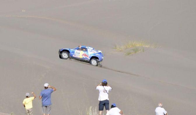Einmal Buenos Aires und zurück: Dakar 2011 startet (Foto)