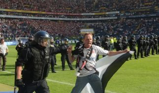 Eintracht-Fans (Foto)