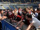 Eintracht Frankfurt - 1. FC Koeln (Foto)