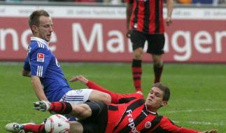 Eintracht Frankfurt - FC Schalke 04 (Foto)