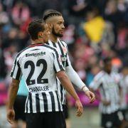 Frankfurt stoppt Werder-Siegesserie - 2:2 nach 0:2-Rückstand (Foto)