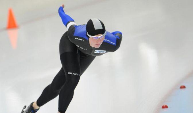 Eis-Sprinterinnen enttäuschen - Männer-Team 3. (Foto)