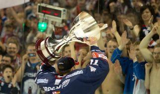 Eisbären nicht zu schlagen: Berlin erneut deutscher Eishockey-Meister (Foto)