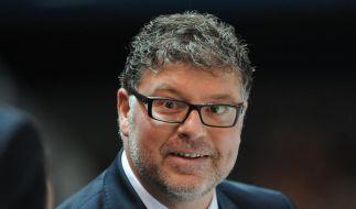 Eishockey-Bundestrainer Cortina: «War eine Spaß-Woche» (Foto)
