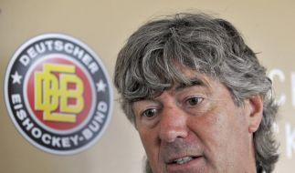 Eishockey-Bundestrainer gefunden - Stunk mit DEL (Foto)