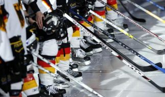 Eishockey: Deutsche U 20 wieder erstklassig (Foto)