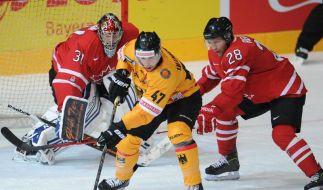 Eishockey-Team startet mit Sieg in Cortina-Ära (Foto)