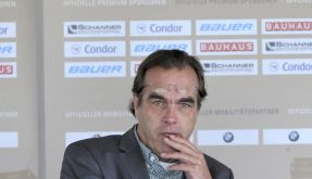 Eishockey-Verbandschef kritisiert Zweitligisten (Foto)