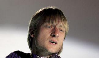 Eiskunstlauf-Star Pluschenko drohen Operationen (Foto)