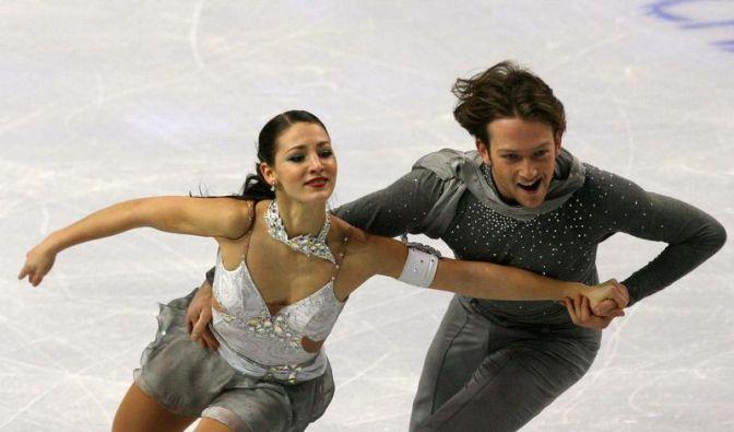 Eislauf-Paar Kolbe/Caruso wieder vereint (Foto)