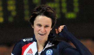 Eisschnelllauf: Sablikova-Start in Berlin fraglich (Foto)