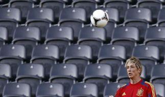 «El Niño» Torres: Sorgenkind oder Spaniens EM-Held? (Foto)
