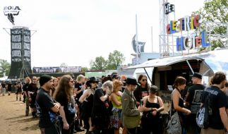 «Electric Hotel» lädt Handys auf Festivals (Foto)