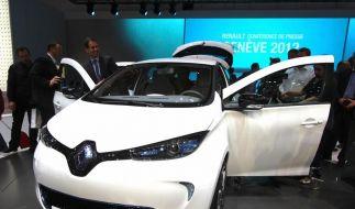 Elektrischer Renault Zoe ab sofort bestellbar (Foto)