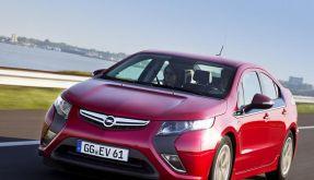 Elektroauto Opel Ampera für dieses Jahr ausverkauft (Foto)